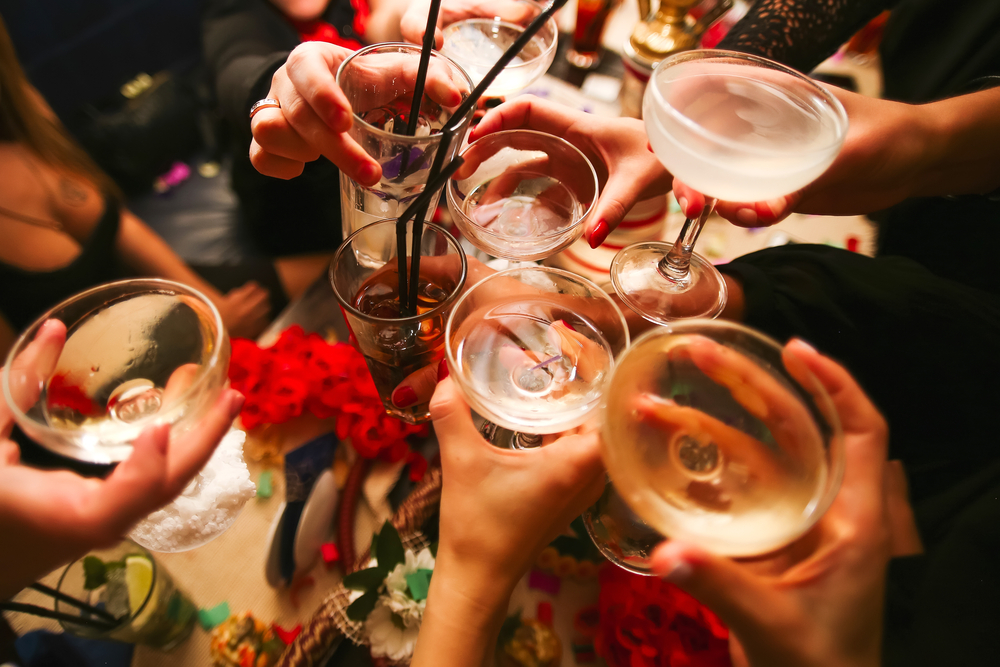 What REALLY Happens To Your Body When You Give Up Alcohol For A Month?