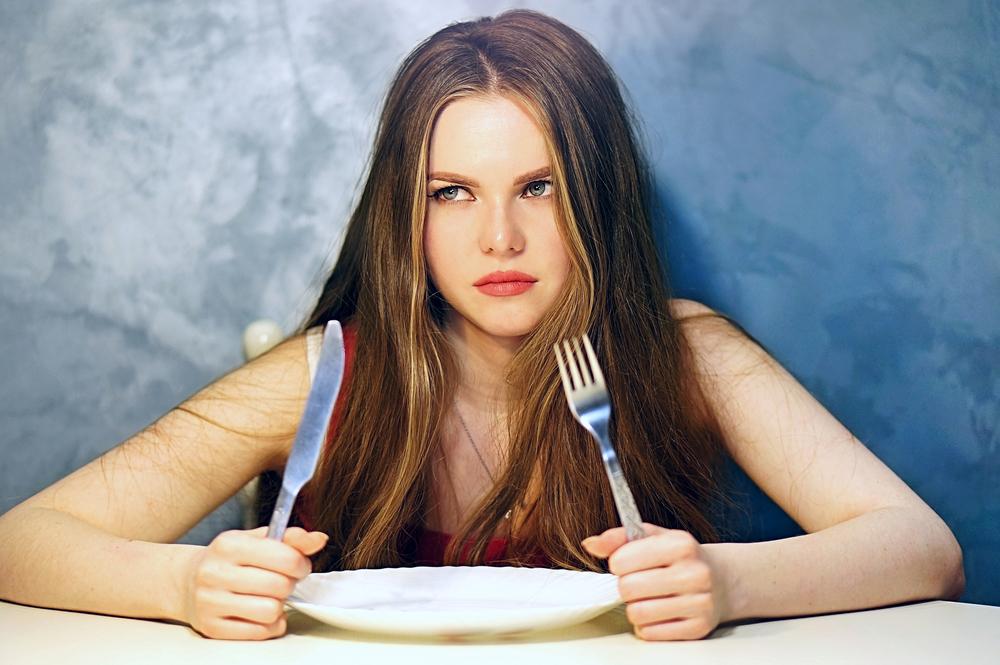 feeling hungry