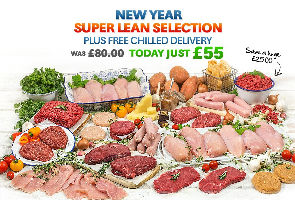 Musclefood New Year Selection 2017