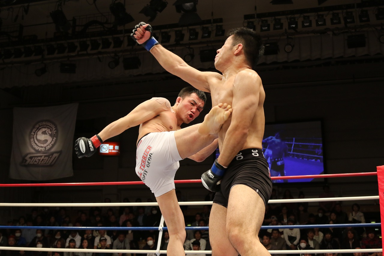 Olympic combat sport