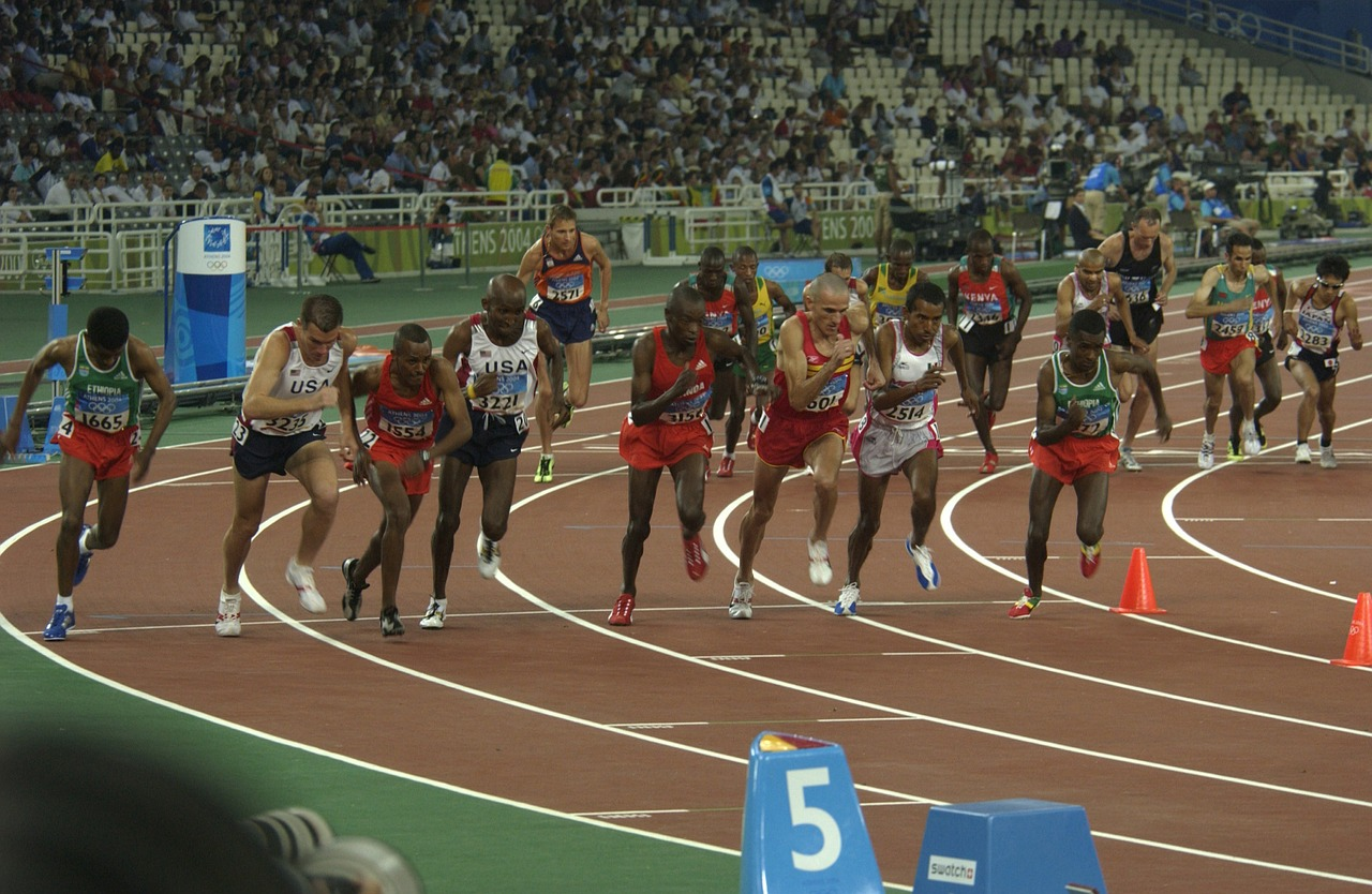 Olympic Sprint