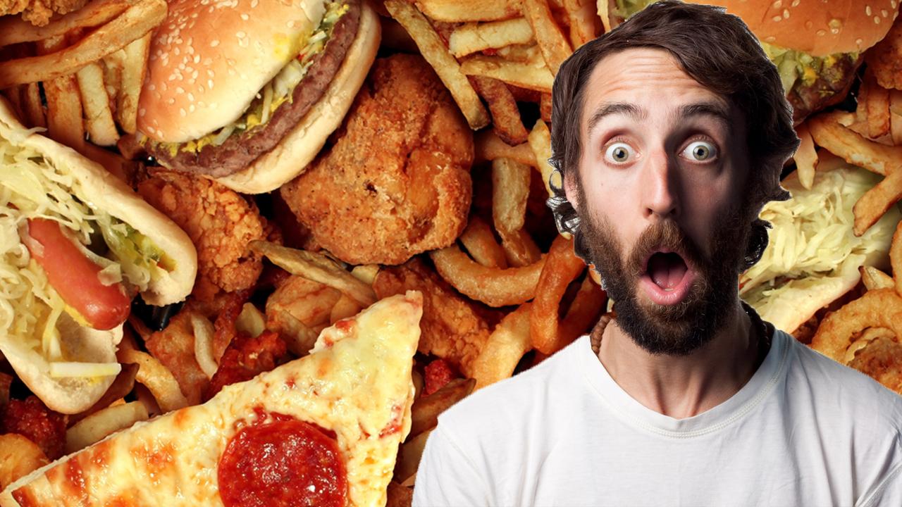 Shocking Diet