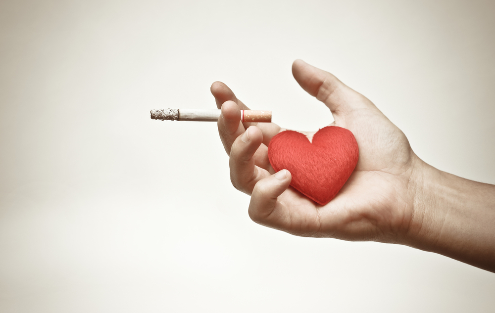 healthy quitting smoking