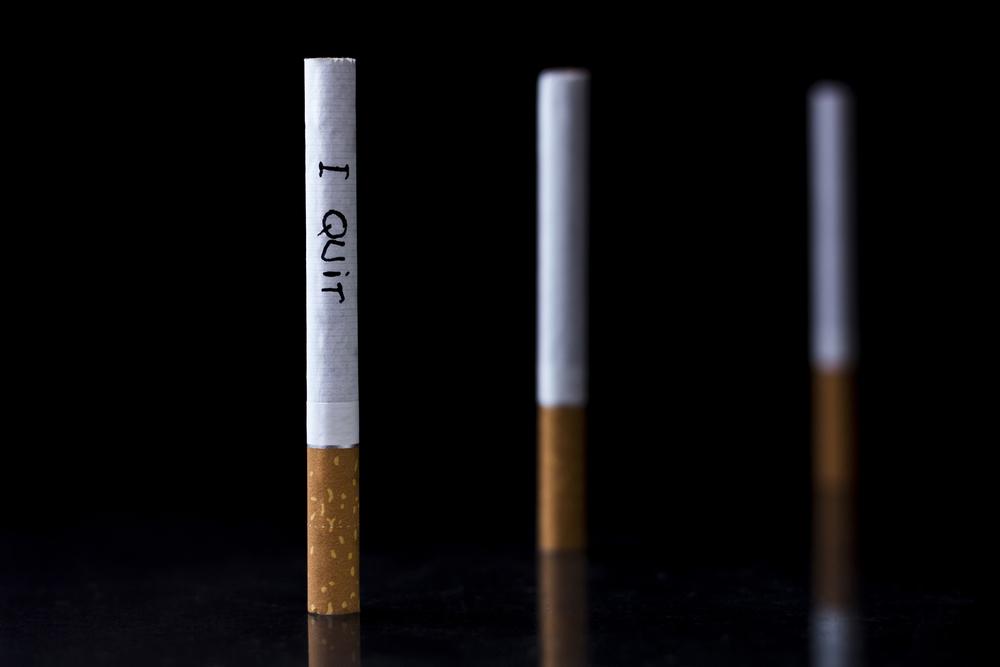 Cigarette I quit