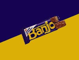 Banjo Chocolate Bar