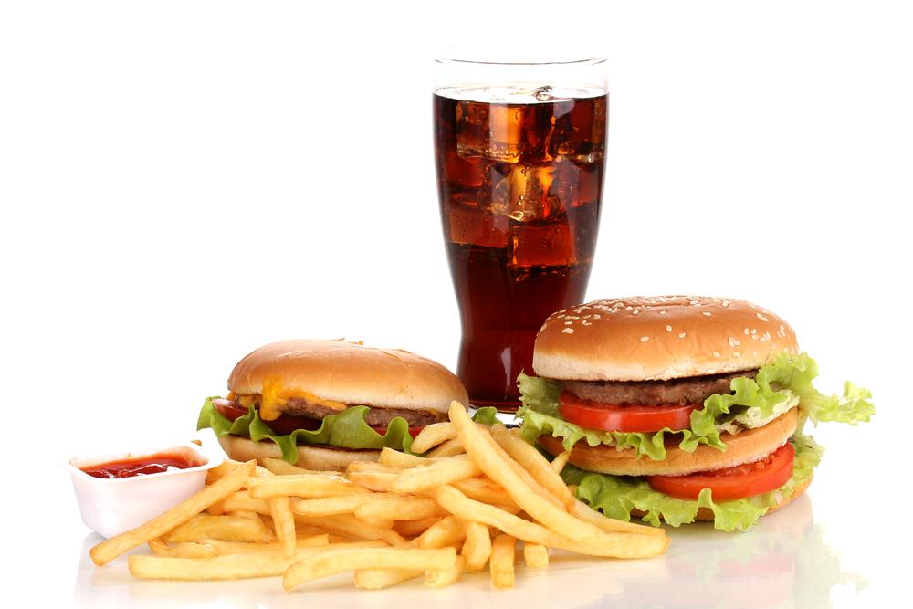 Fast Food Mcdonalds Coca Cola