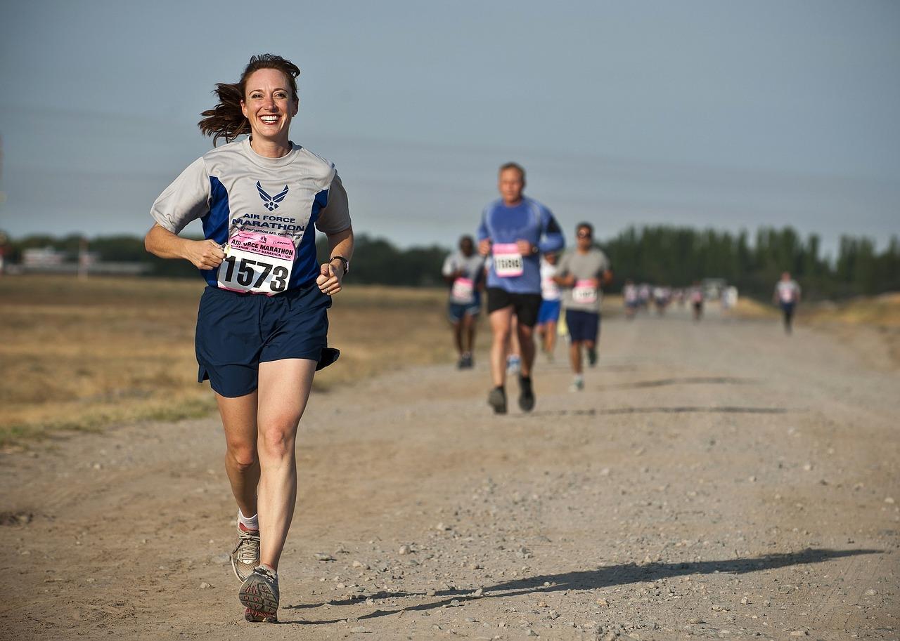running goals