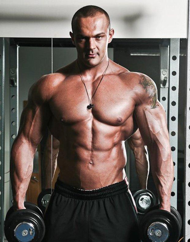 FE Gym Headteacher Justin