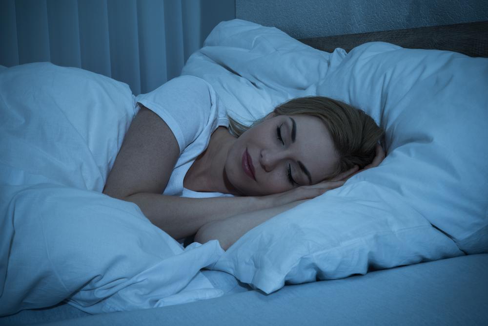 Sleeping fine