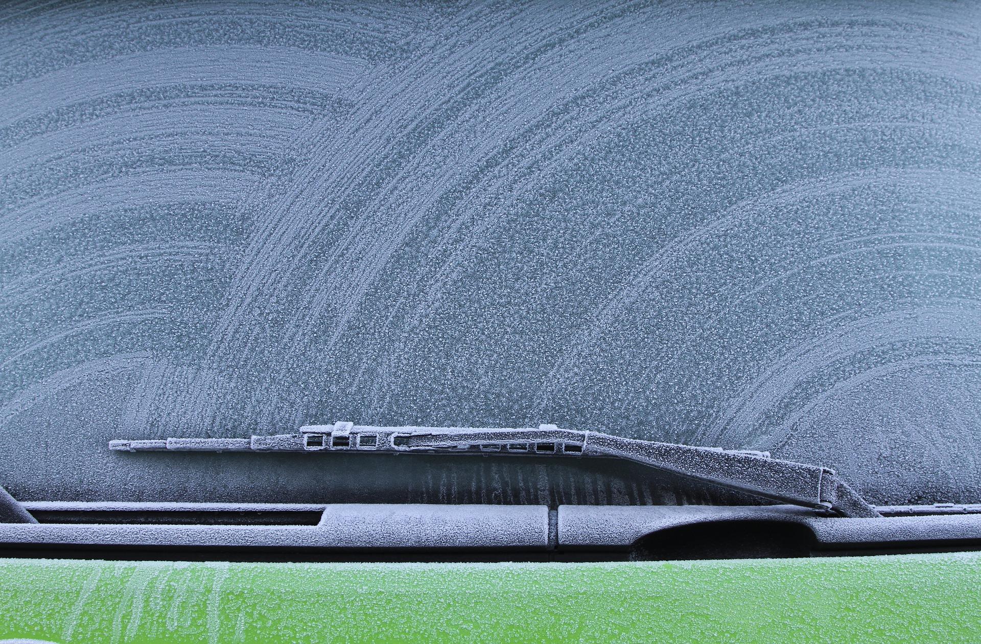 car windscreen
