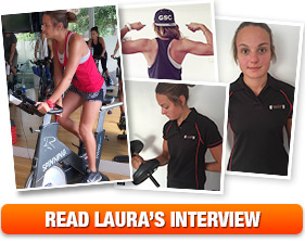 Laura's Interview