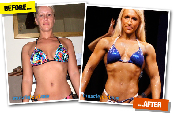Chiara - Before & After