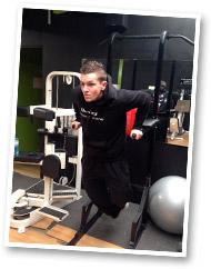 Chris Feenan Training