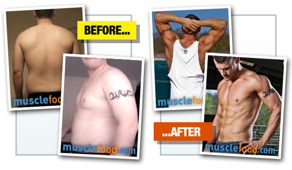 Daniel Wheeler - Before & After