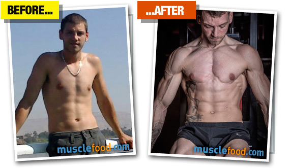 John Marsh - Before & After