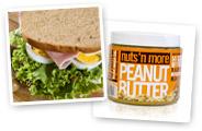 Peanut Butter + Protein Bread