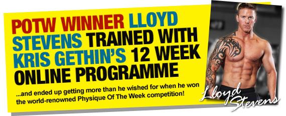 Lloyd Stevens