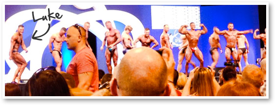 UKBFF Juniors - BodyPower 2014
