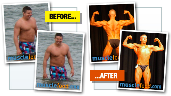 Rick Keyworth - Before & After
