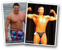 Phil Matthews - Before and After