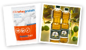 Whey Protein & Olive Oil