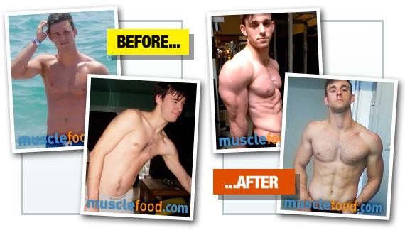 Richard Jonathan - Before & After