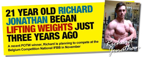 Richard Jonathan
