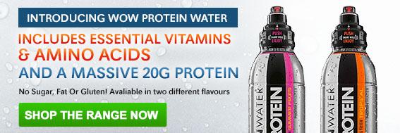 WOW Protein Water