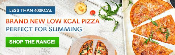 Diet Pizza Range