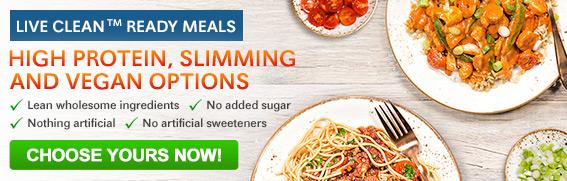 Live Clean™ Meals=