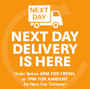 Next Day Delivery Is Here