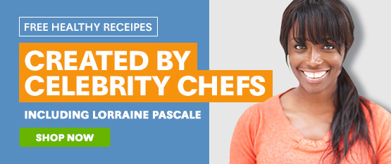 Free healthy recipies, Including Lorraine Pascale