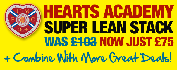 Hearts Academy Super Lean Stack