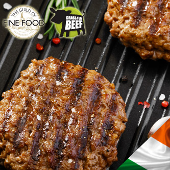 Irish Grass Fed Burgers