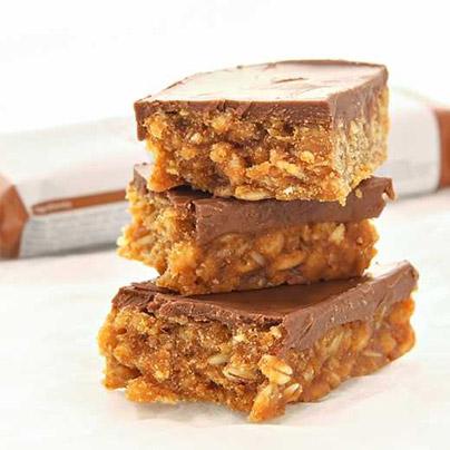 Chocolate High Protein Flapjacks - 18 x 70g Bars