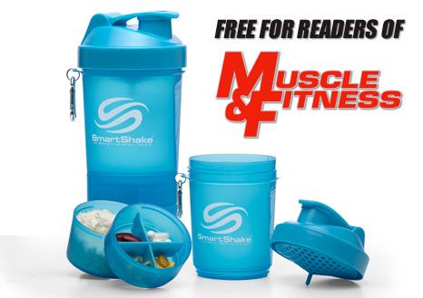 Claim your FREE SmartShake™ Shaker