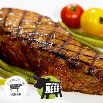 Brazilian Striploin Steaks