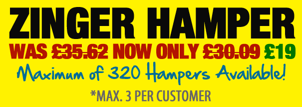 Zinger Hamper