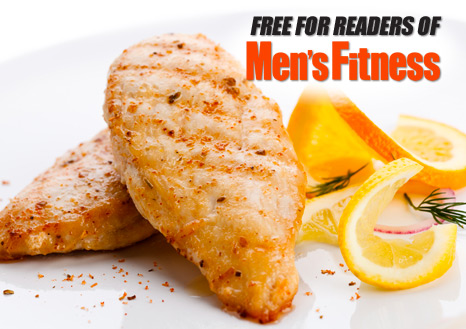 Claim your FREE 1kg Award Winning Chicken Breast