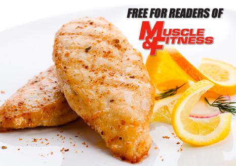 Claim your FREE 1kg Fajita Marinated Chicken Breast