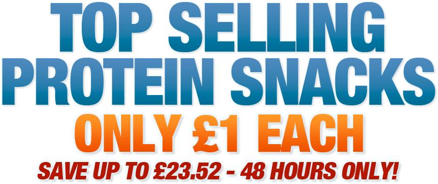Snack Packs for £1