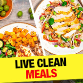 Live Clean Ready Meals