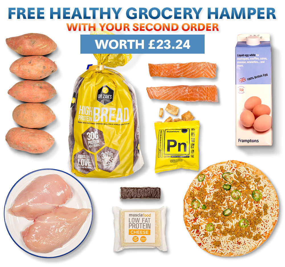 Free Grocery Bundle With Your Second Order