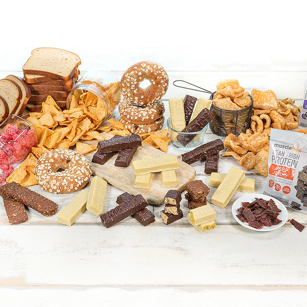 30 Day Snack Hamper