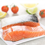 2 x 8-9oz Fresh Salmon Fillet