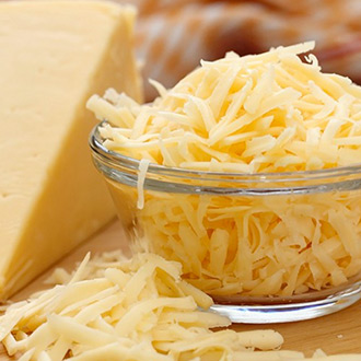 400g Less Than 3% Fat Grated Cheese