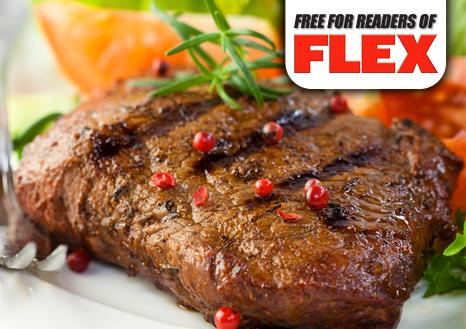Grass Fed Rump Steaks