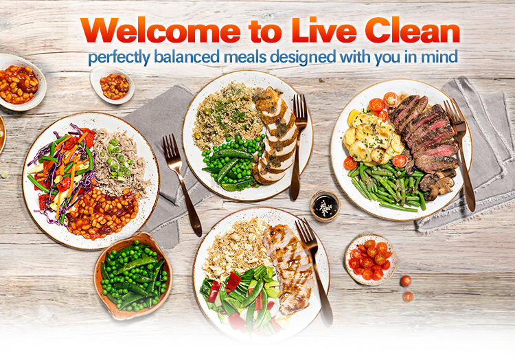 Welcome To Live Clean