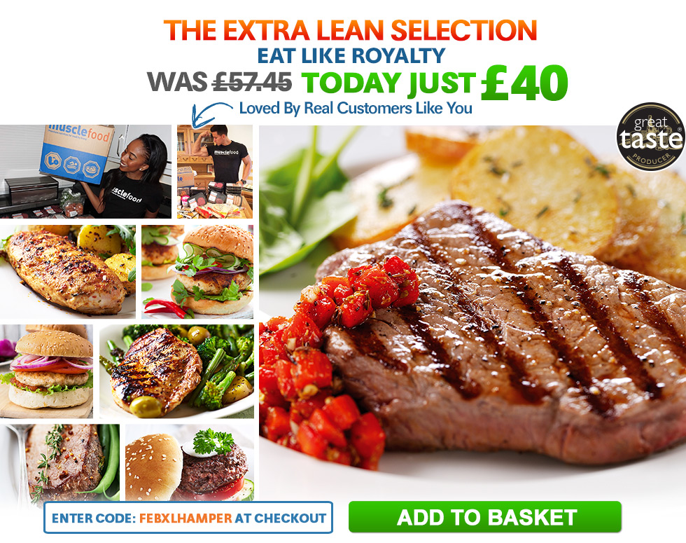 Feb Extra Lean Selection