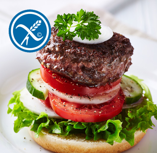 10 x 4oz Free Range Steak Burgers